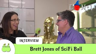 Interview with Brett Jones of SciFi Ball
