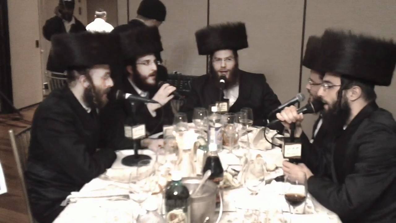 Yedidim Choir at Chaveirim  Dinner