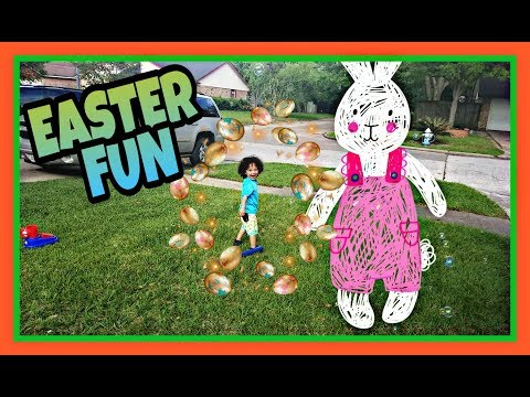 Happy Easter Part 2  JJs Play World