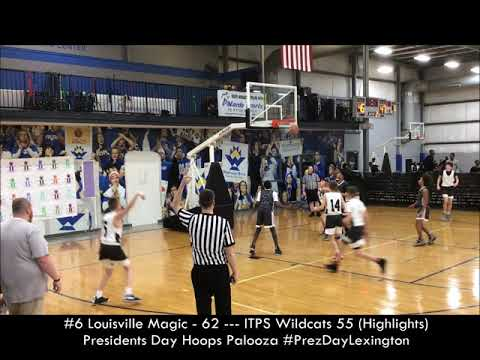 #6 Louisville Magic