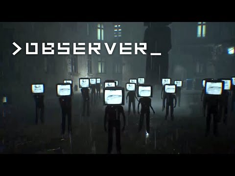 Observer: Psychological Cyberpunk Horror