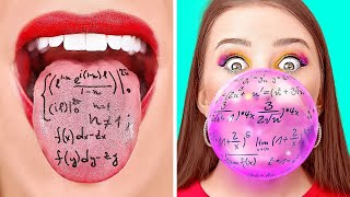 حيل مدرسية لتسهيل حياتك! || أروع الخدع والحيل المدرسية