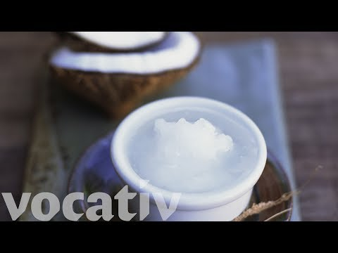 Coconut Oil Is Actually Bad For You