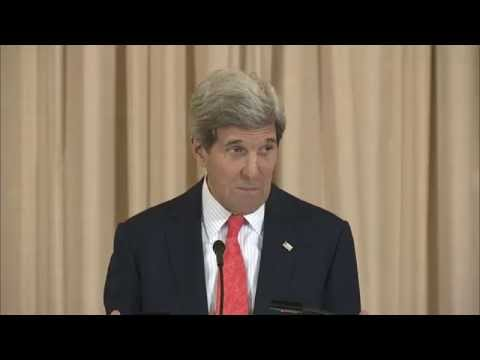 Secretary Kerry Delivers Remarks on Fortune/State Dept Global Women's Mentoring Partnership