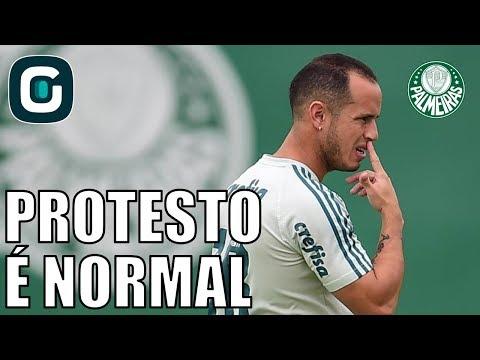 Guerra Considera Normal Protesto Dos Torcedores Do Palmeiras- Gazeta Esportiva (15/05/18)