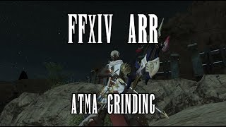 FFXIV ARR: Atma Grinding (Opinions & Guide?)