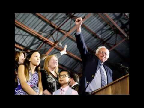 Sanders plants seeds for a lasting U.S. progressive movement