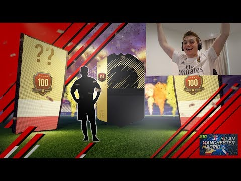 INSANE FIFA 18 TOP 100 FUT CHAMPION REWARD PACKS!!! MMM EP10