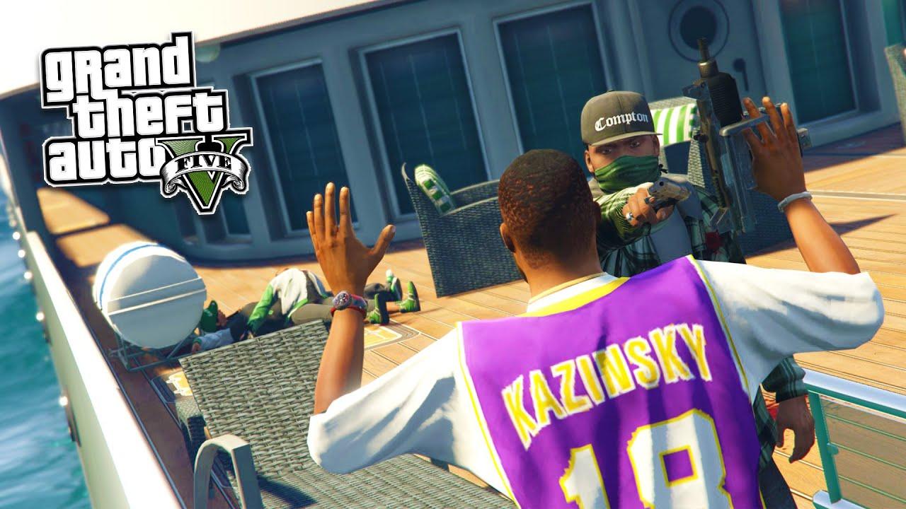 Gta  Pc Mods Real Life Thug Mod  Real Life Mod Gameplay Gta  Mod Gameplay Youtube