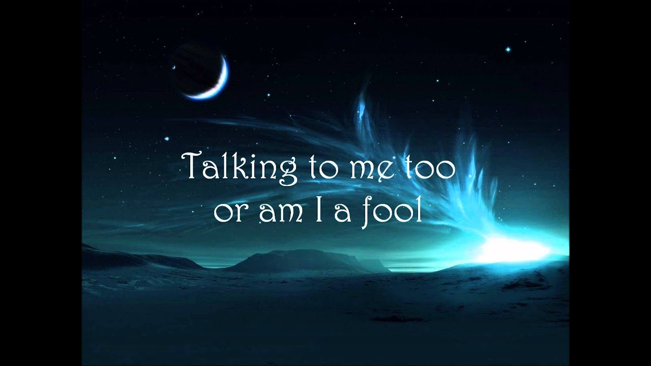 I Want To Talk To You I Hate That We Are Not Talking: Talking To The Moon By Bruno Mars [Lyrics]