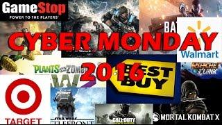 Cyber Monday 2016: Amazon, Newegg, Best Buy, Walmart, and Target