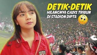 FIRST TIME NRIBUN BARENG PACAR, EH MALAH HILANG :( (Persebaya vs Bali United)  - HVLOG #72