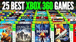 Top 25 BEST XBOX 360 Games of ALL TIME