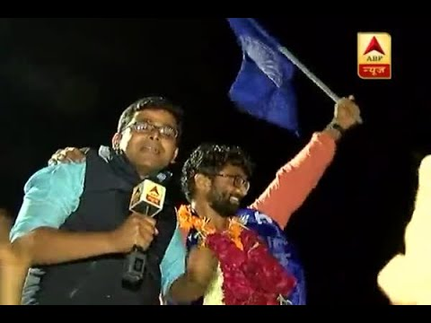 Gujarat Assembly Election Results 2017: Debutant Jignesh Mevani reaches home after victory