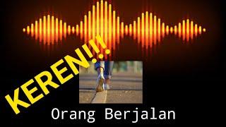 Download Efect Suara LANGKAH MANUSIA BERJALAN, LARI Mirip Aslinya!!!