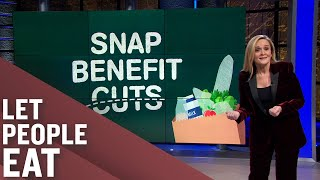 The White House Hates Food Stamps | Full Frontal on TBS