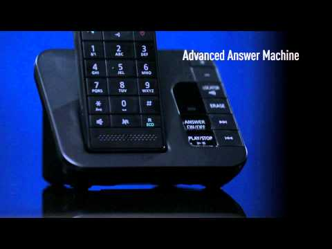 Landline Phones - Panasonic KX-TGH220 Cordless Telephone