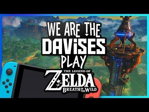 Cant Kill The Boss | The Lengend Of Zelda Breath Of The Wild | Gaming With Shawn Davis
