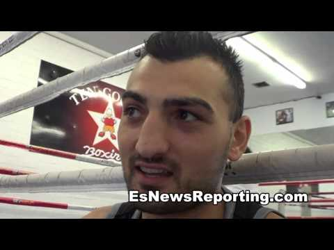 Vanes Martirosyan I want to Fight GGG EsNews