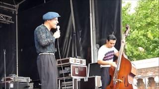 Bébo & The Downbeats -Little Kitty - WILD Records -Béthune Rétro 2015