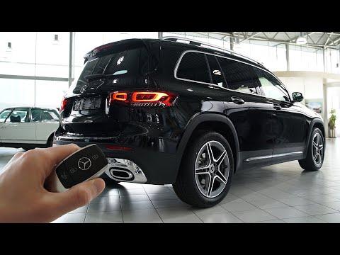 2020 Mercedes-Benz GLB - Sound & Visual Review!