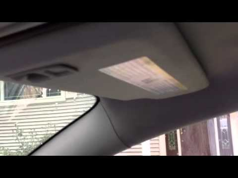 How To Fix Your Leaking Sunroof In Ten Minutes Pontiac