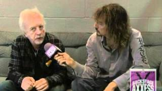 brad whitford interview with backstage axxess