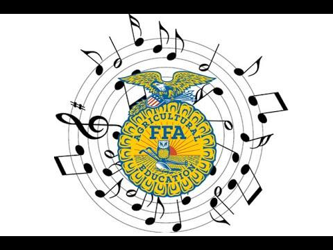 """Tonight, Tonight"" - State FFA Chorus - 87th Illinois FFA Convention"