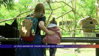 Yvelines | Le zoo-safari de Thoiry rouvre ses portes