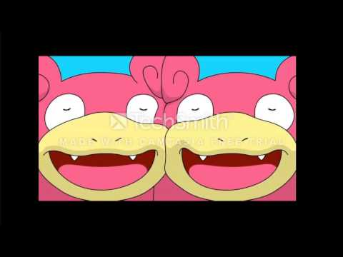 The Slowpoke Song - Faster every time they say Slowpoke