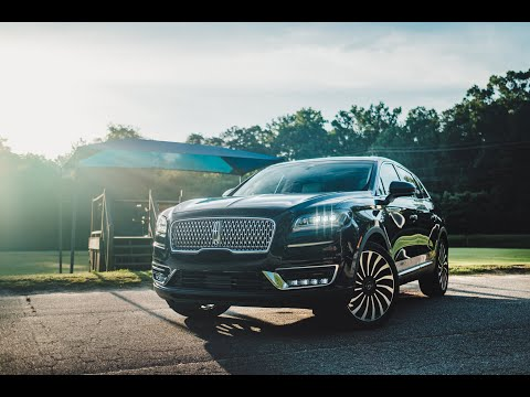 2019 Lincoln Nautilus Review :: Luxury Reports