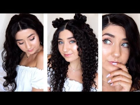 Styling My Beautiful *Dream Lace* Human Hair Wigs  Wig Haul & Review