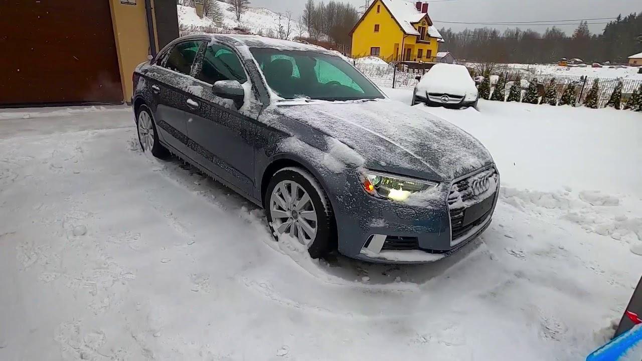 Audi A3 8V 2017r 2.0B, Quattro
