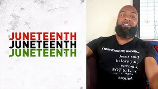 THE HISTORY OF JUNETEENTH | Spit Dat (Woolly Mammoth) | www.woollymammoth.net