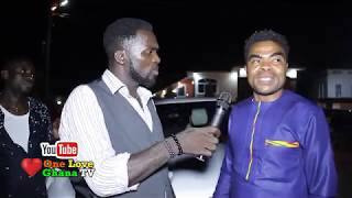 OBINIM Son, One Blow confirms recieving Range Rover evoque 2019 from Rev  OBOFOUR