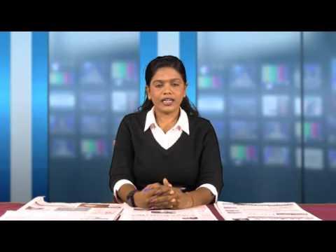 DDTv sri lanka tamil news paper review 14.03.2016