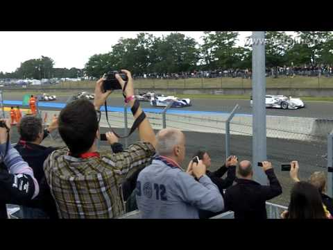 Experiencing the 24 Hours of Le Mans