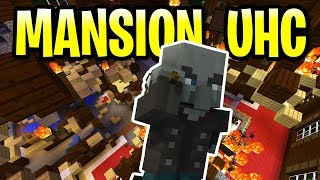 Minecraft Survival Ultra Hard Core Mansion Challenge! Chill Stream UHC PS4 Gameplay
