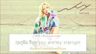 [Thaisub] TAEYEON - Starlight FEAT.DEAN l #easterssub