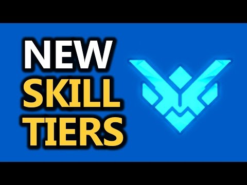 NEW Skill Tiers AND YOU! (Overwatch)