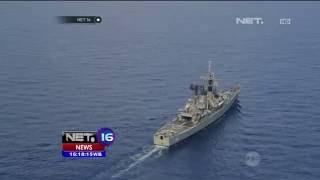 Ekslusif! Detik-Detik Penangkapan Kapal Cina - NET16