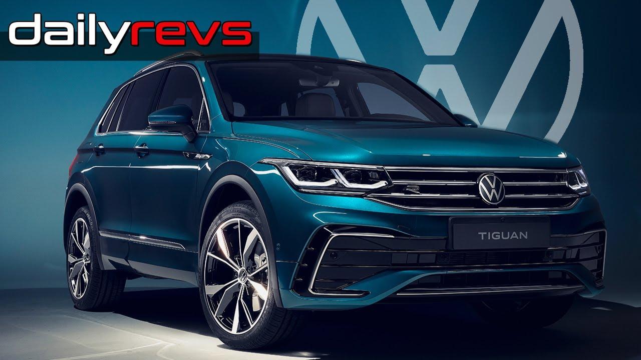 2021 Volkswagen Tiguan | First Look ! - YouTube