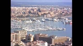 Cruise Lisbon to Barcelona Part 9 Palma de Mallorca