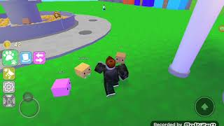 Roblox video i'm damned with my cousin to shoot water😱😱😱