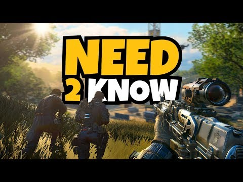 Blackout - 10 Things You NEED TO KNOW! (Call of Duty Battle Royale) thumbnail