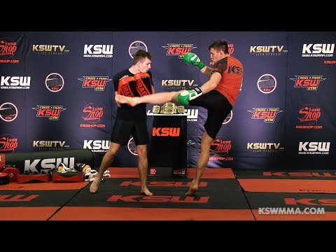 KSW 52: Media trening | Open workouts