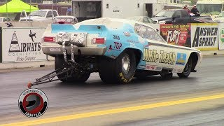 2017 NHRA Rocky Mountain Nationals Part 32 (Pro 6.90 Round 1 Eliminations)