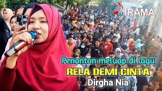 Thomas Arya Rela Demi Cinta Cover Nia Dirgha Irama Dopang