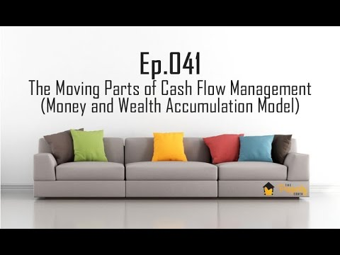 Ep 41 | The Moving Parts of Cash Flow Management (Money & Wealth Accumulation Model)