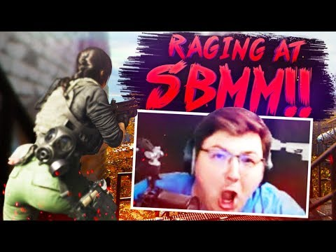 RAGE at Skill Based Matchmaking in Call of Duty Modern Warfare thumbnail